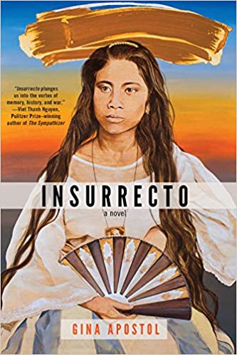 Image result for Insurrecto, Gina Apostol