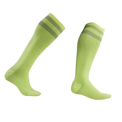 MIAOMIAOWANG Calcetines de compresión Correr Béisbol Montañismo Equitación Maratón Deportes Calcetines de Estufa de Enfermera al