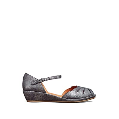 Gentle Souls by Kenneth Cole Women's Lily Moon Wedge Pump | Pumps