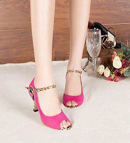 Miyoopark , Salle de bal femme - violet - Purple-7.5cm heel, 35