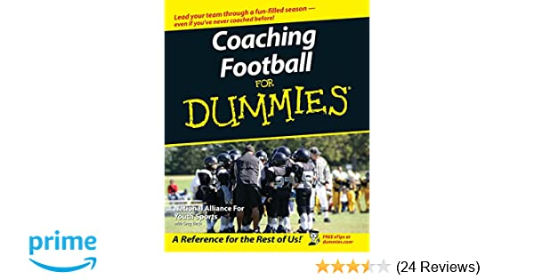 Coaching Football For Dummies: The National Alliance of