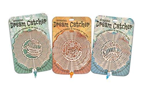 History Of Dream Catchers Amazing Amazon Spinning Dream CatcherFreya By History Heraldry Home