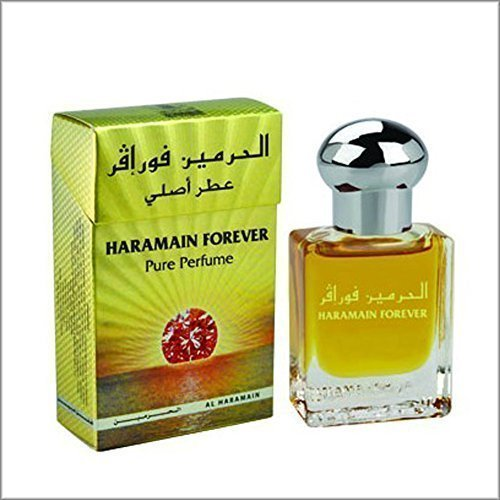 """Forever"" Unique Arabian Perfume Oil / Attar / Ittr 15 ML Alcohol Free Prime Fragrance Al haramain"