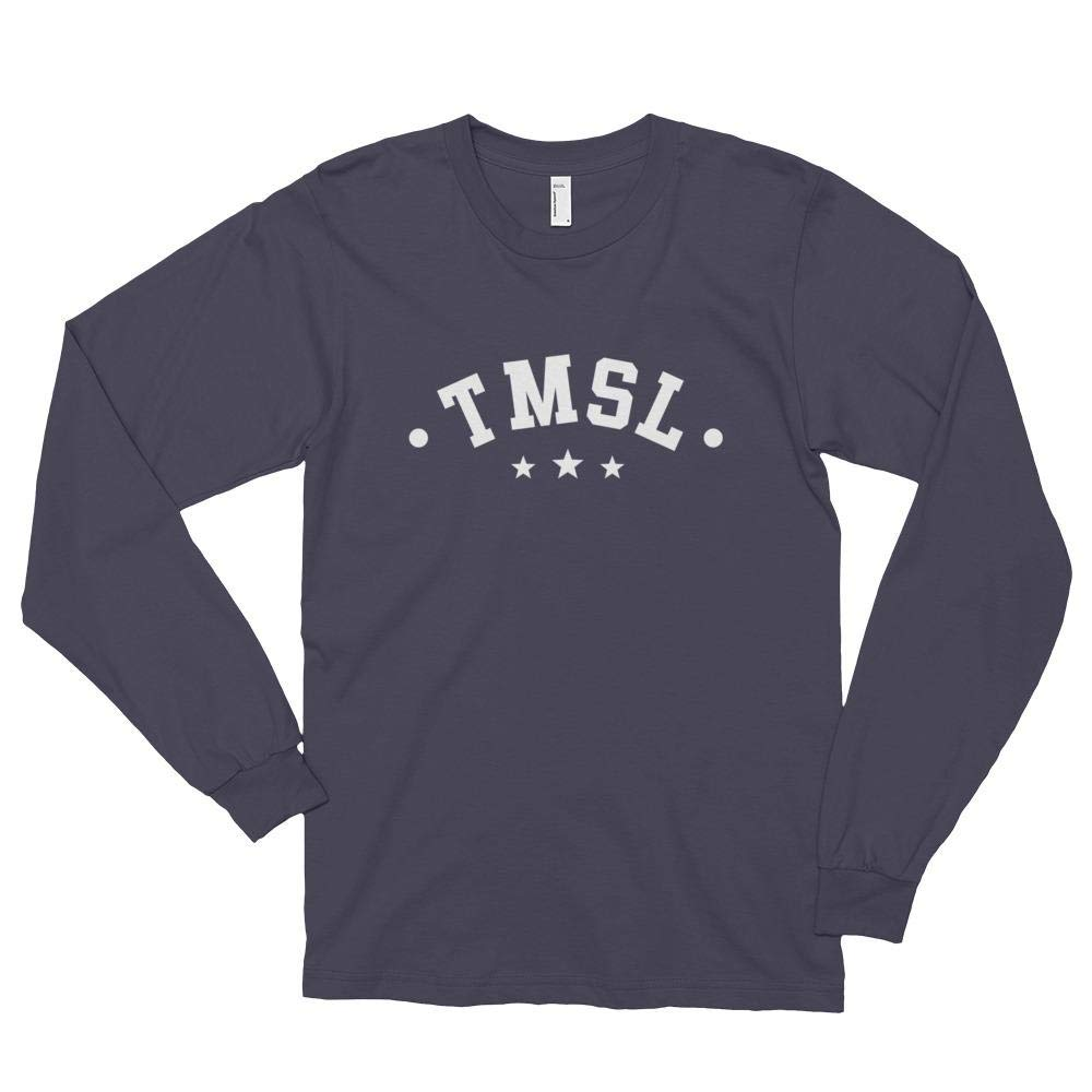 We Wear Our HBCUs TMSL Thurgood Marshall School of Law Texas Southern University TSU Long Sleeve T-Shirt