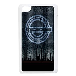iPod Touch 4 Case White Ghost In The Shell 4 GY9076976