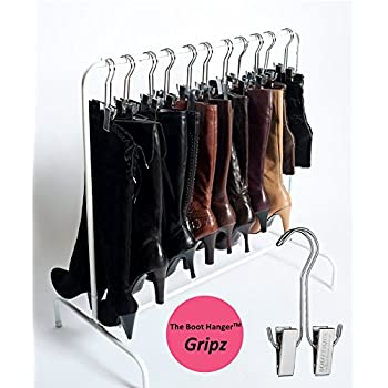 Beau Boot Organizer: The Boot Rack Garment U0026 Boot Rack   Fits In Most Closets (