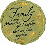 Cheap Spoontiques Family Stepping Stone