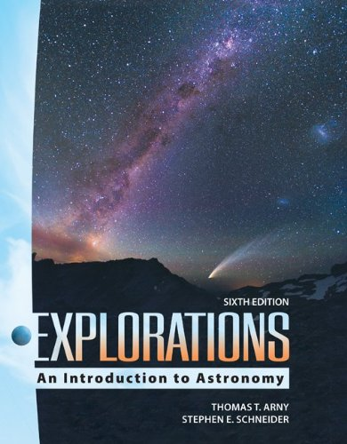 Combo: Explorations: Introduction to Astronomy with Connect Access Card and Starry Nights Access Card
