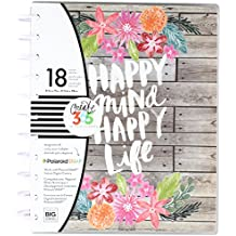 me & my BIG ideas Create 365 The Big Happy Planner, Happy Mind, Happy Life 2018