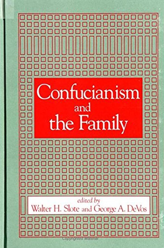 Confucianism and the Family (SUNY Series in Chinese Philosophy and Culture) by Brand: State Univ of New York Pr