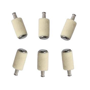 huri 6 fuel filter for a69923 homelite xl 12 super xl 360 amazon co Homelite Chainsaw Fuel Line huri 6 fuel filter for a69923 homelite xl 12 super xl 360