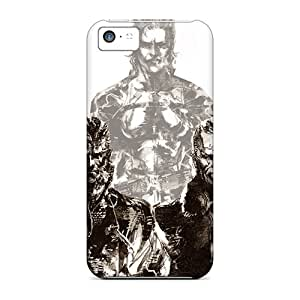 Iphone 5c Cases Bumper Covers For Metal Gear Accessories