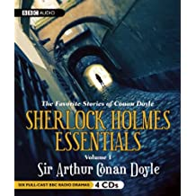 Sherlock Holmes Essentials Volume One: The Favorite Stories of Conan Doyle, Volume One
