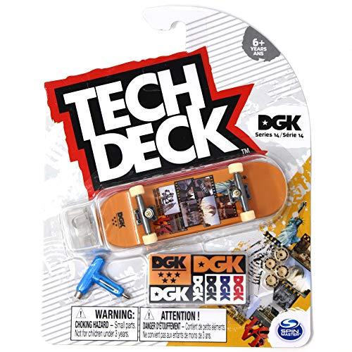미니 지판 TD 시리즈 14DGK 스케이트 보드 THORO COMPLETE DECK