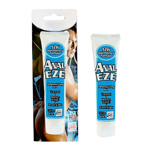 California Anal Eze Lubricant Gel
