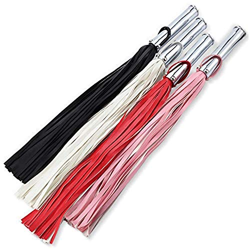 Buy leather flogger glass