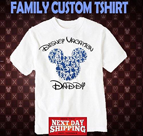 Disney Family Shirts Disney Shirts Disney Family Shirts Mickey Minnie Custom T Shirt Personalized Disney Shirts For Family Shirts Matching D17