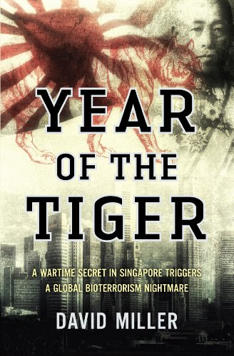 Book cover for Year of the Tiger