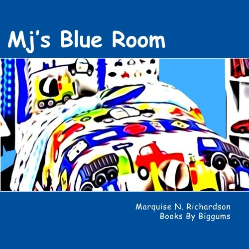 Mj's Blue Room ebook