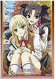 キャラクタースリーブコレクション・ミニ 劇場版Fate / stay night UNLIMITED BLADE WORKS 「凛&セイバー」