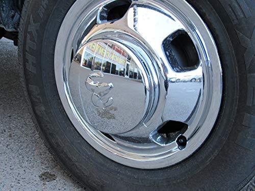 Mopar Dodge Ram 3500 4500 5500 Chrome Front DUALLY Center Cap New OEM