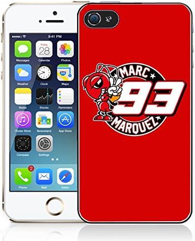 Coque iPhone 5/5S Marc Marquez - Logo: Amazon.fr: High-tech