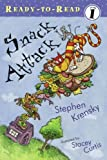 Snack Attack, Stephen Krensky, 1416902392