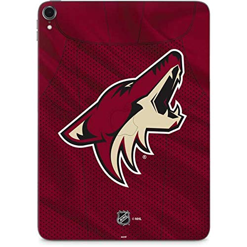 new concept 6588a ce210 Amazon.com: Skinit Arizona Coyotes Home Jersey iPad Pro 11in ...
