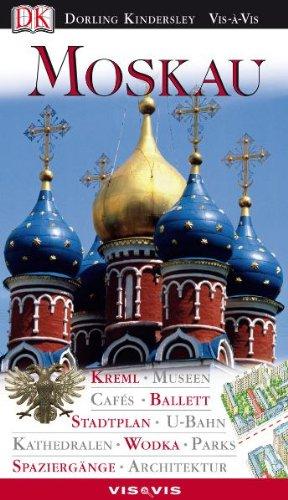 Vis a Vis Reiseführer Moskau