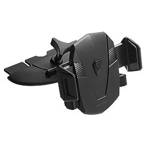 Spigen Kuel AP230T OneTap CD Slot Car Phone Mount Universal Car Phone Holder Compatible with iPhone X/XS/XS Max/XR / 8/8 Plus/Galaxy S9 / S9 Plus / S8 / S8 Plus/Note 8 / Note 9