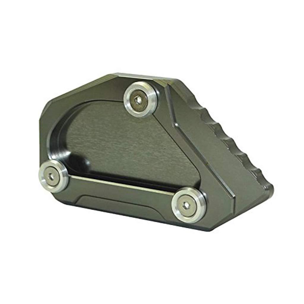 Motorrad Seitenst/änder Extender Platte Pad F/ür V-Strom 650 DL650 2012-2018