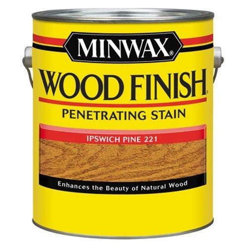 (Minwax 71004000 Wood Finish Penetrating Stain, gallon, Ipswich Pine)