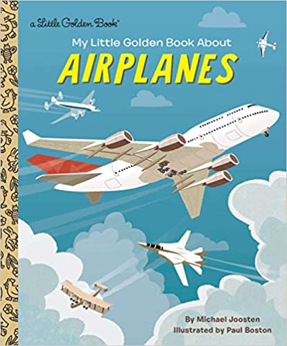My Little Golden Book About Airplanes por Paul Boston epub
