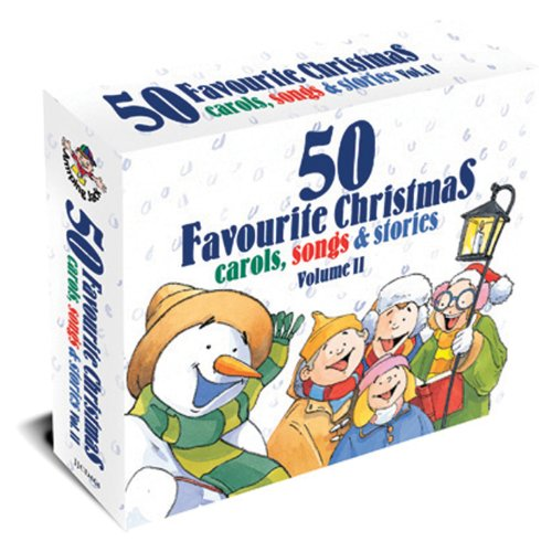 50 Favourite Christmas Carols, Songs & Stories Vol Ii 3cd Box Set (Favourite Xmas Songs)