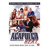 Acapulco H.E.A.T. - Season 1 (Ep. 1-11) - 4-DVD Box Set ( Agence Acapulco ) ( Acapulco HEAT - Season One - Episodes One to Eleven ) [ NON-USA FORMAT, PAL, Reg.2 Import - Netherlands ]