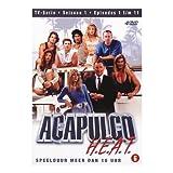Acapulco H.E.A.T. - Season 1 (Ep. 1-11) - 4-DVD Box Set ( Agence Acapulco ) ( Acapulco HEAT - Season One - Episodes One to Eleven ) [ NON-USA FORMAT, PAL, Reg.2 Import - Netherlands ]