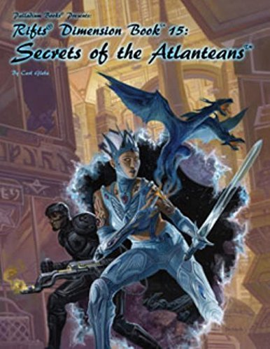 Rifts: Secrets of the Atlanteans