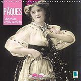 Les Paques - Cartes de v÷ux d'antan 2015: Oeufs, Lapins, chatons de saule : les Paques sont la. (Calvendo Mode de vie) (French Edition)