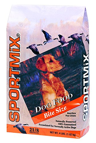 SPORTMiX Bite Size Dry Dog Food, 4 lb.