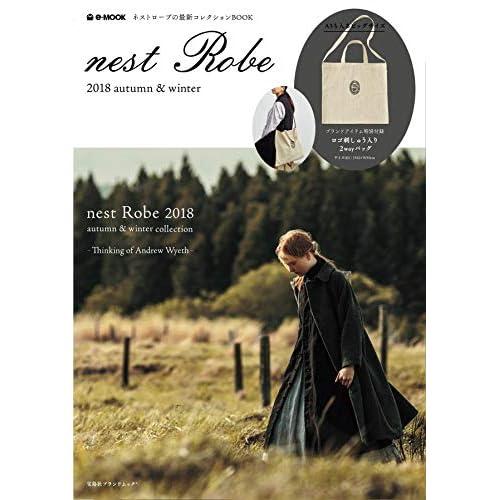 nest Robe 2018年秋冬号 画像
