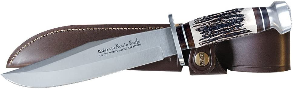 Linder Bowiemesser Klingenl/änge 20 cm 196520 33.2 cm