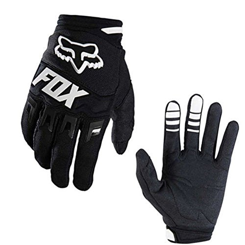 EDTara MTB Bike Riding Gloves Breathable Wear-Resistance Full Finger Racing Motorcycle Gloves Cycling Bicycle