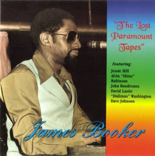 The Lost Paramount Tapes by Booker, James
