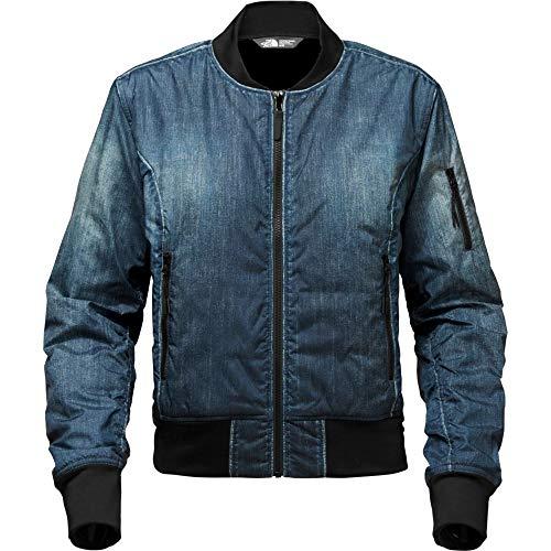 The North Face Women's TNF Indigo Light Full Zip Insulated Jacket (XL)