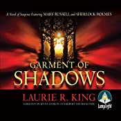 Garment of Shadows: Mary Russell Mysteries, Book 12 | Laurie R. King