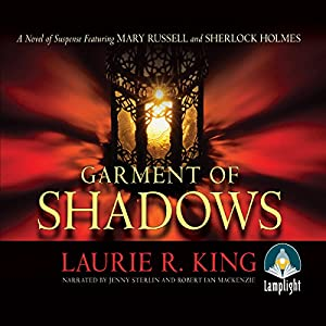 Garment of Shadows Audiobook