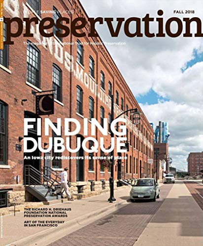 Which is the best preservation magazine?