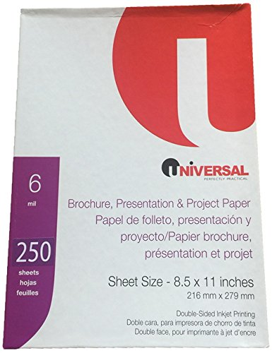 Amazon.com : Royal Brites Matte Brochure Paper, 8.5 x 11 ...