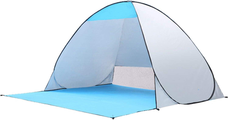 Clear rain Outdoor Tent Beach Tent Shelter (120+60) X 150 X