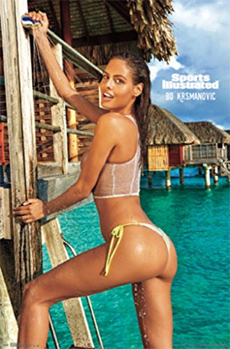 Sports Illustrated Swimsuit Bo Krsmanovic Pinup Photo Poster 22x34